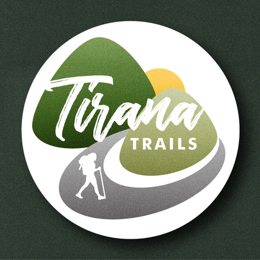 Tirana Trails (logo)